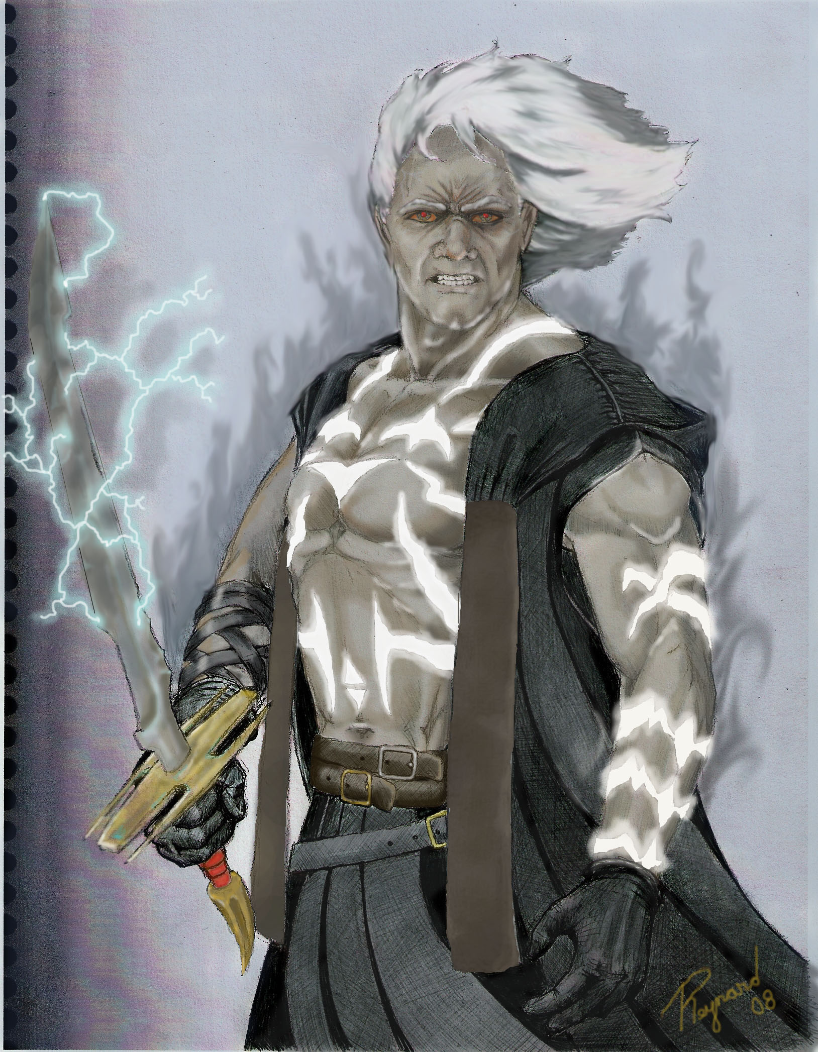 Arkanian Sith Lord As Requested By Thetelos Star Wars Artists Guild